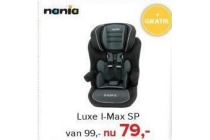 nania luxe i max sp