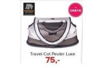 travel cot peuter luxe