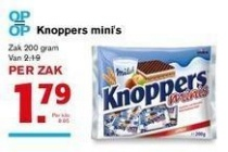 knoppers mini s