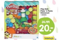play doh pizza n pasta dinnerset