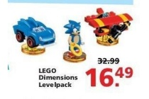 lego dimensions levelpack