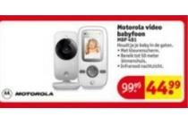 motorola video babyfoon mbp 481