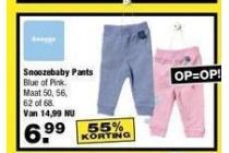 snoozebaby pants
