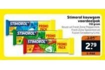 stimorol kauwgom voordeelpak