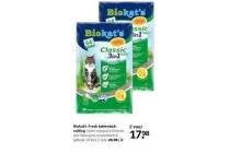 biokat s fresh kattenbak vulling