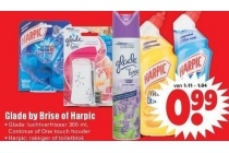 glade by brise of harpic