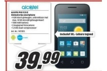 alcatel pixi 3 android 3 5 zwart