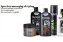syoss haarverzorging of styling