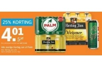alle overige hertog jan of palm