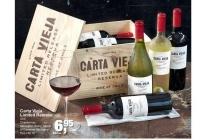 carta vieja limited release