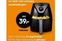 airfryer tomado