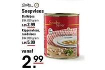 gouden banier soepvlees