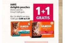 iams delight pouches