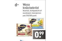 wasa knaeckebroed