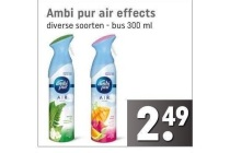 ambi pur air effcts