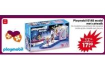 playmobil 6148 model met catwalk