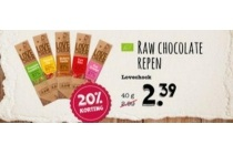 raw chocolate repen