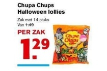 chupa chups halloween lollies