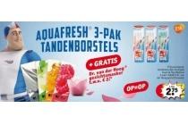 aquafresh 3 pak tandenborstels
