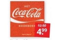 het coca cola kookboek