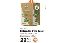 oliehoorn frituurolie green label