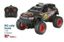 rc rally truck