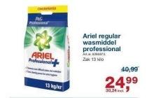 ariel regular wasmiddel professional