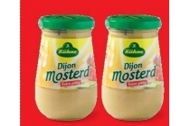 kuehne franse mosterd