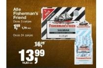 alle fisherman s friend