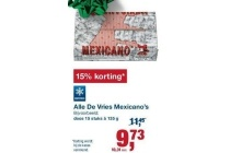 alle de vries mexicano s