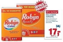 omo of robijn waspoeder