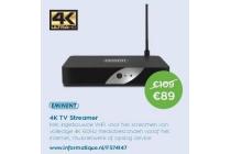 eminent 4k tv streamer