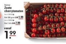 zoete cherrytomaten