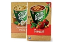 cup a soup office
