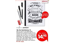 faber castell my first handlettering kit
