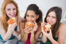 new york pizza gratis ben jerry ijs