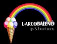 logo L-Arcobaleno ijs & bonbons