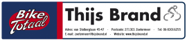 logo Biketotaal Thijs Brand tweewielers Zoetermeer