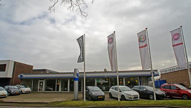 Openingstijden Fiat Van Kouwen Uithoorn Anton Philipsweg 13 in Uithoorn