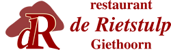 logo Café Restaurant De Rietstulp