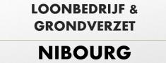 logo Loon en grondverzetbedrijf H. Nibourg Slagharen