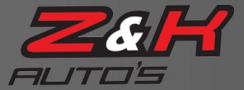 logo Z&K Auto's