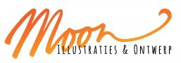 logo MOON Illustraties & Ontwerp