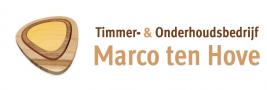 logo Timmer-en onderhoudsbedrijf Marco ten Hove