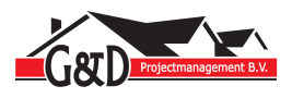 logo G & D Projectmanagement B.V.