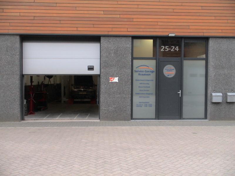 Garage Huren Amsterdam : Service garage kraaiven in tilburg autobedrijf telefoonboek