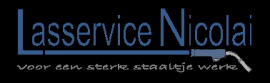 logo Lasbedrijf Lasservice Nicolai