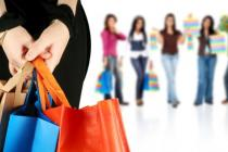 bigstock Group Of Girls Shopping 3196627