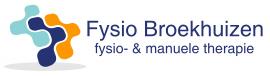 logo Fysio Broekhuizen