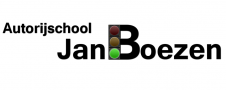 logo Autorijschool Jan Boezen